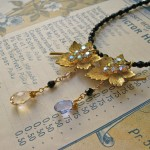 Golden Wishes necklace 3